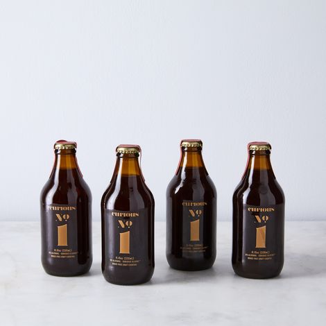 Curious Nonalcoholic Craft Cocktail (4-Pack)