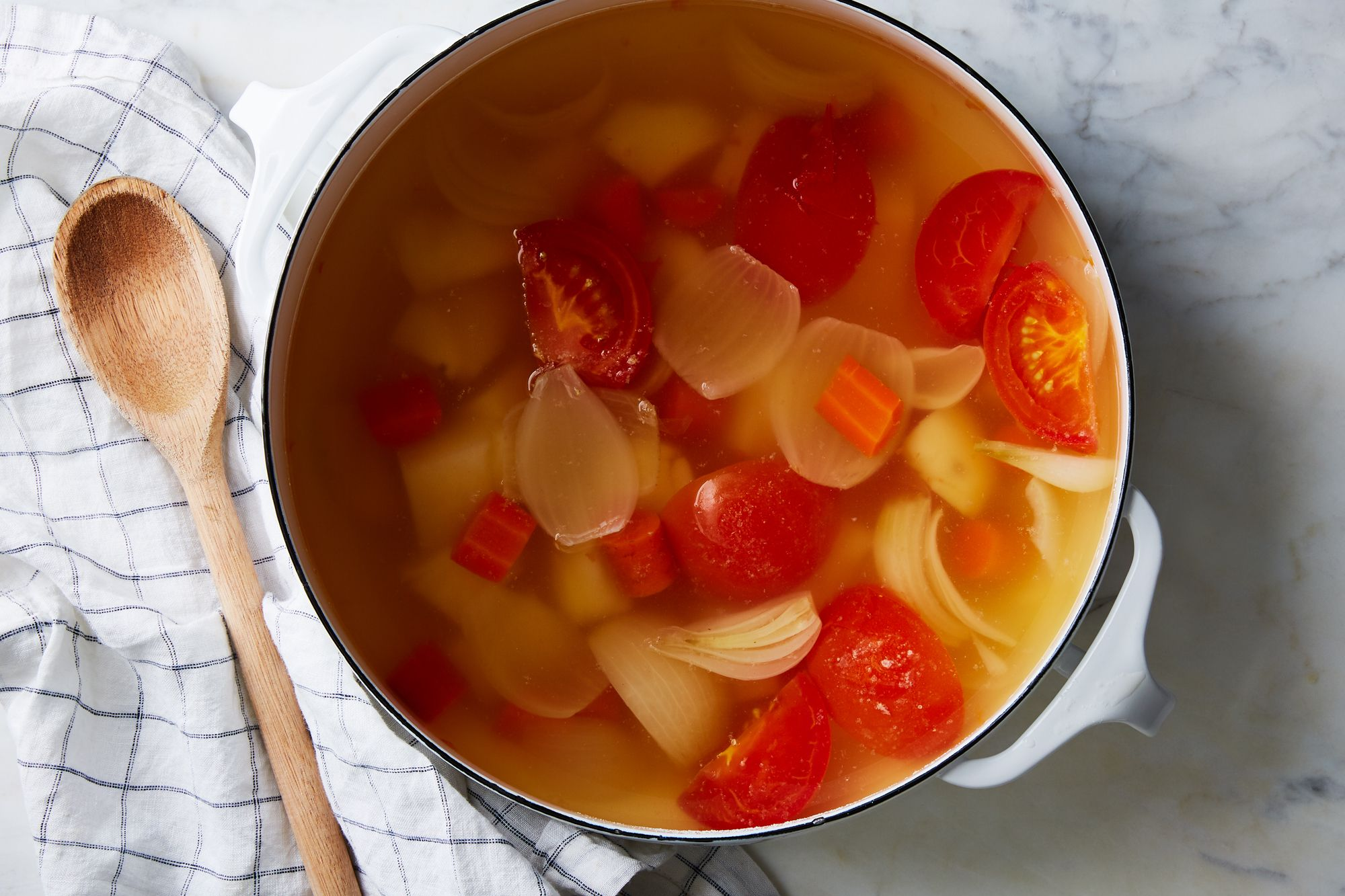 This One Genius Ingredient Will Make Better, Quicker Soups