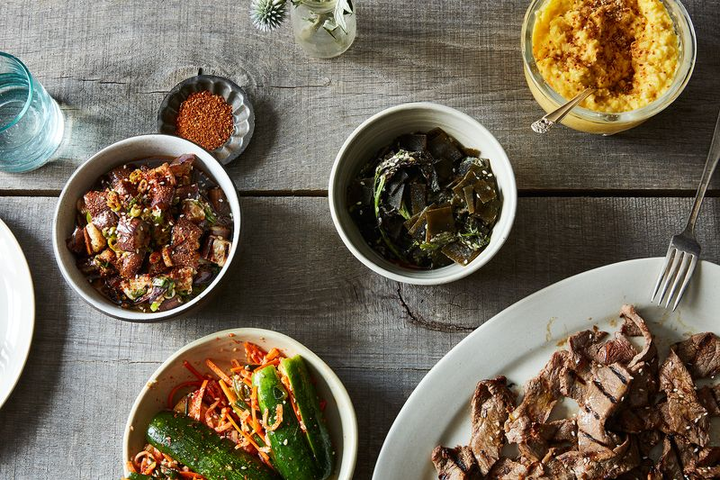 The Funky, Flavorful Sides a Korean Meal Wouldn't Be Complete Without