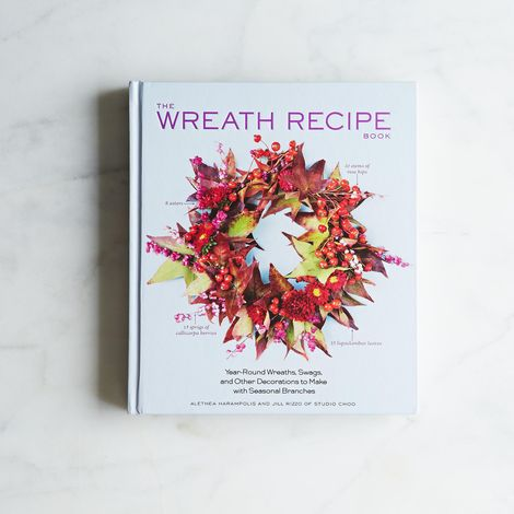 The Wreath Recipe Book, Signed Copy