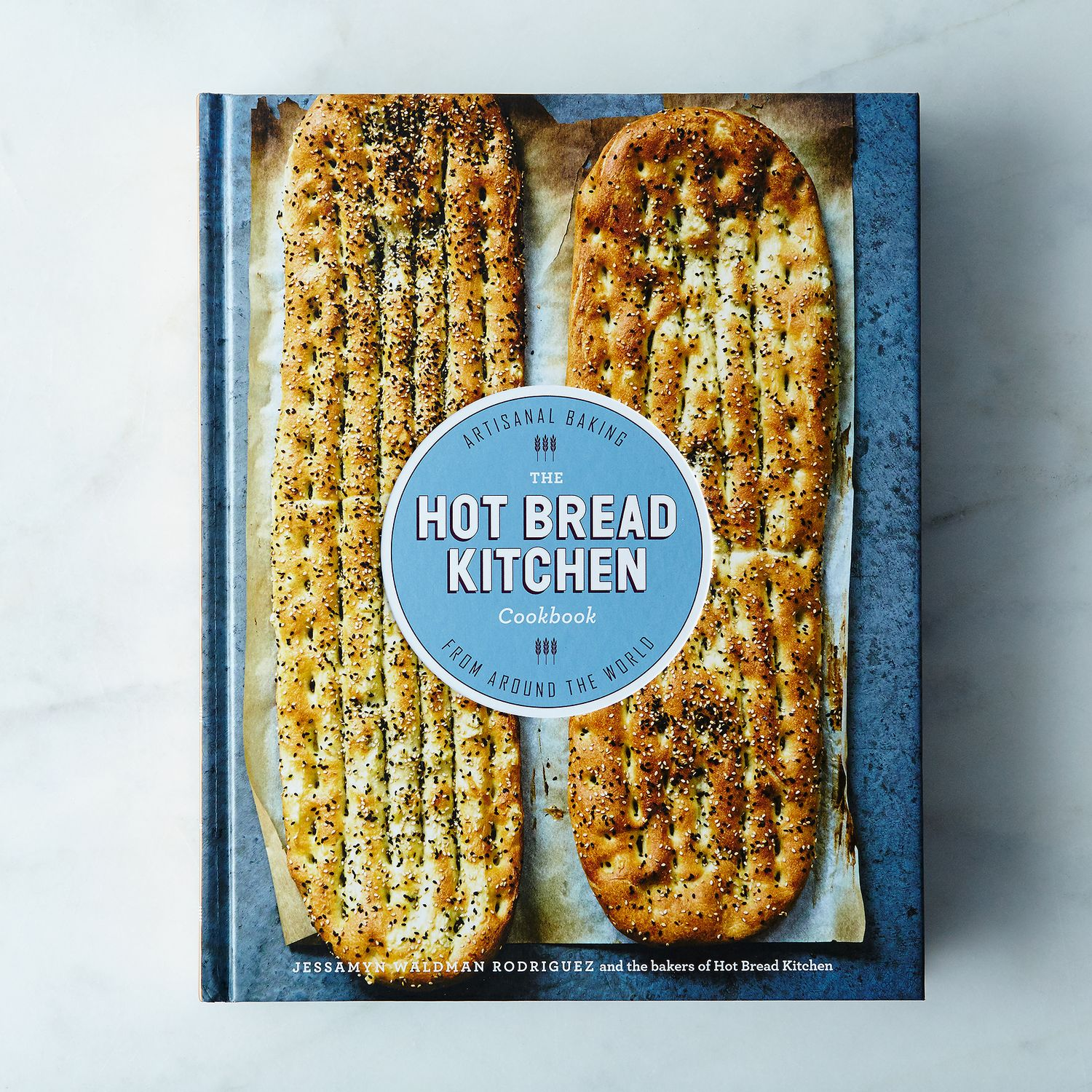 The Hot Bread Kitchen Cookbook, Signed Copy on Food52