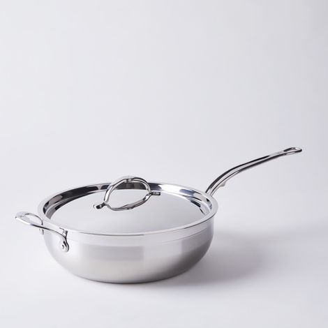Hestan Probond Forged Stainless Steel Essential Pan, 5QT