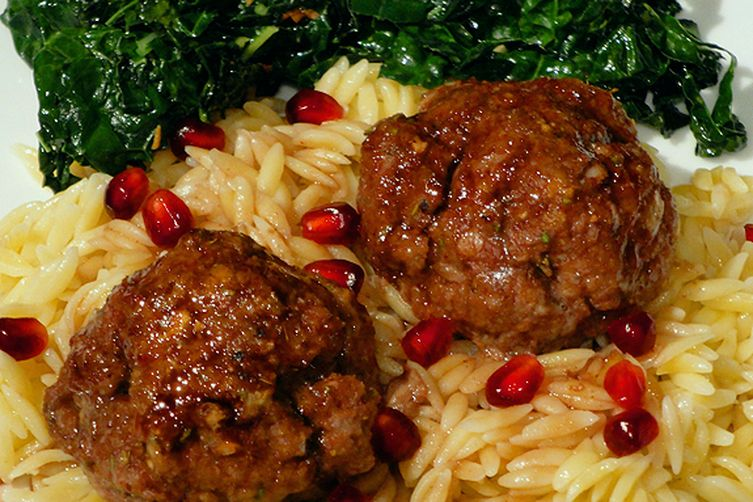 No More Turkey Leftovers - Lamb Meatballs