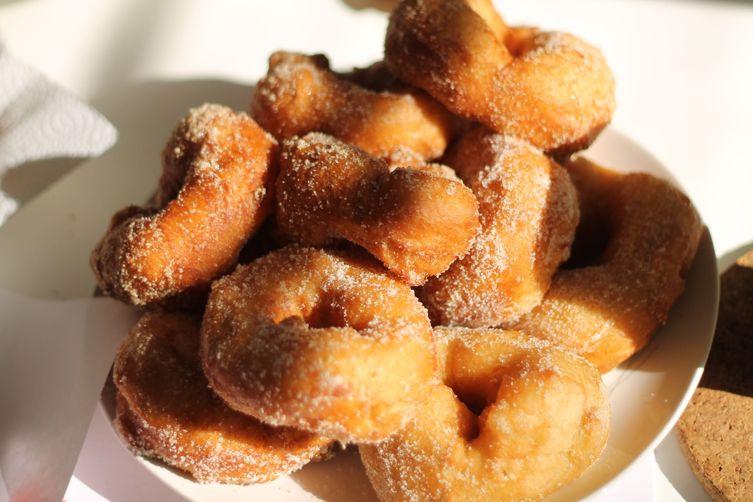 Moroccan Donuts (Sfinj)