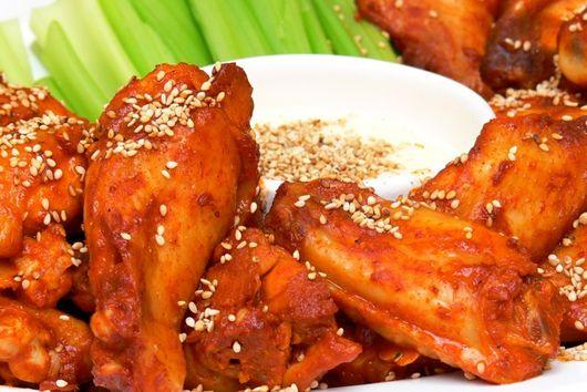 Chuncheon chicken wings