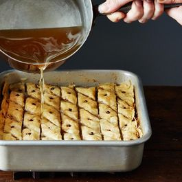 Mrs. Z's Secret-Ingredient Baklava