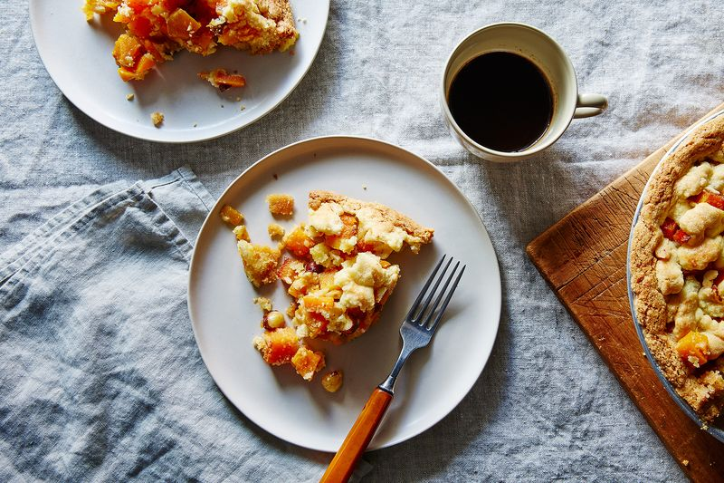 Butternut Squash Pie-Cake Thanksgiving Dessert Recipe