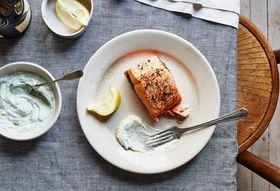 E759b1e0 6dc0 4d84 92d6 4dfcd58b82fc  2016 0712 perfect roast salmon with greek yogurt sauce bobbi lin 2876