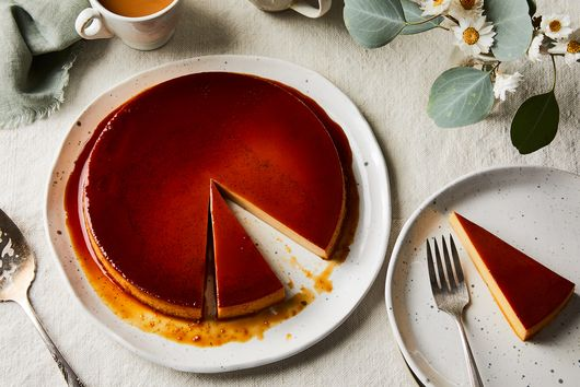 Classic Leche Flan With Vanilla Bean