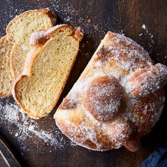 Pan de Muerto (Day of the Dead Bread)
