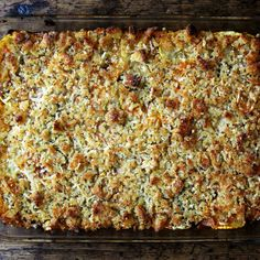 A Summery Gratin Worth Turning On the Oven For
