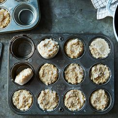 Freeze Your Oatmeal in a Muffin Tin Today, Sleep in Tomorrow