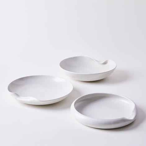 Handmade Lapfold Bowls
