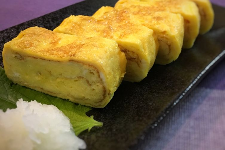 Dashimaki-tamago