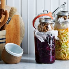 Snappy, Sour, No-Recipe Sauerkraut to Keep Your Palate Bright All Winter