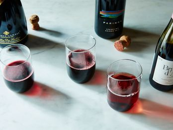 Yes, There Are Sparkling Red Wines That Taste Good