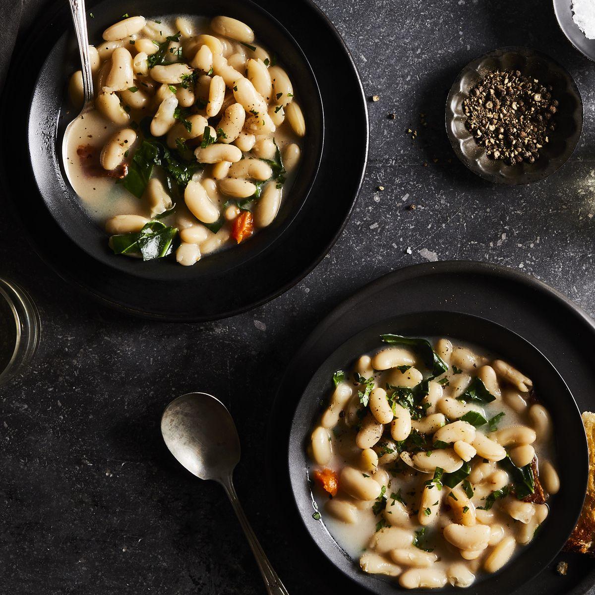 Any Bean, Any Broth, Any Way (No Recipe Required)