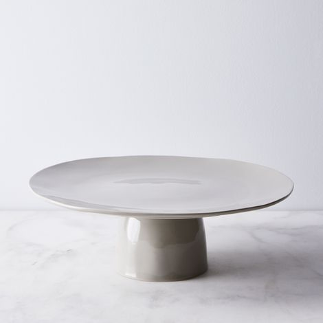 Organic Ceramic Cake Stand