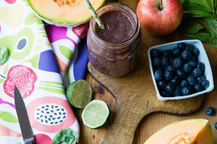 Free Radical Fighting Super Smoothie