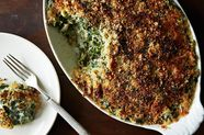 Spinach Gratin
