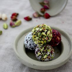 Persian New Year Truffles