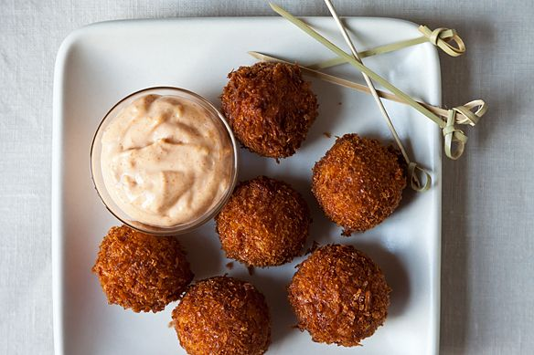 Croquetas from Food52
