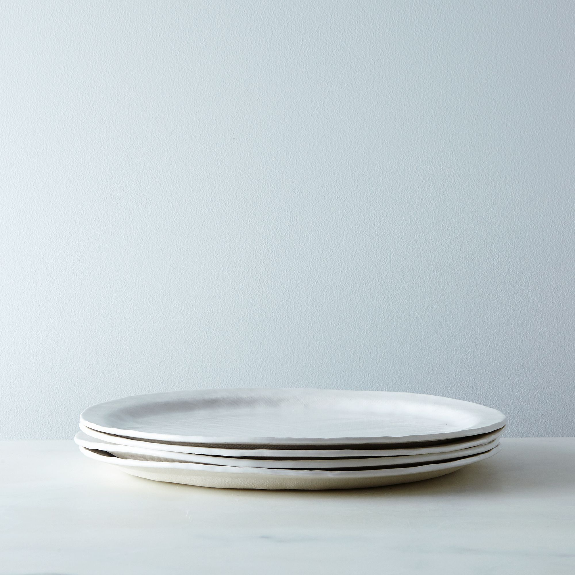 8ca39550 a0f8 11e5 a190 0ef7535729df  2015 0604 looks like white handmade porcelain textured dinnerware dinner plates set of 4 silo rocky luten 002