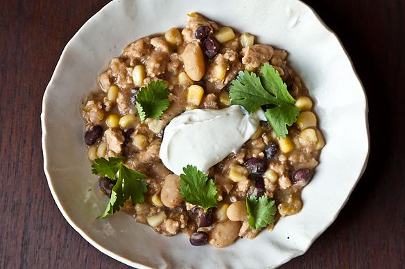 Tuxedo Chili on Food52