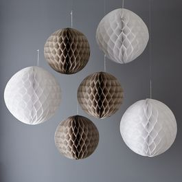 Decorative Honeycombs