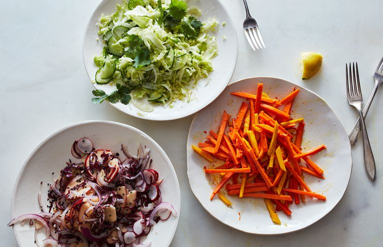 These Salads Dress Themselves (Just Like You!)