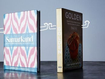 Piglet Day 3: Two Cookbooks That Take You Abroad