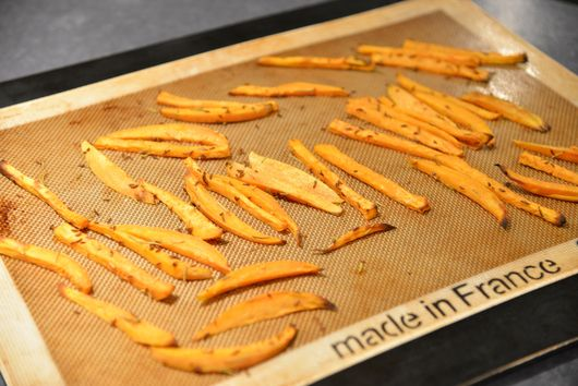Scrumptious Sweet Potato Fries