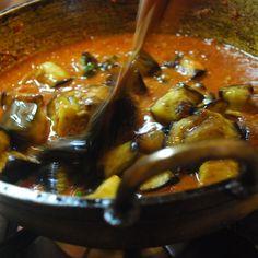 Eggplant Vindaloo