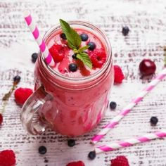 Beet & Berry Smoothie
