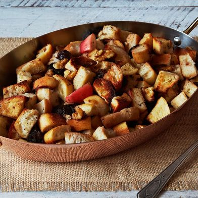 Prune and Apple Stuffing