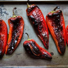 Peppers by Michelle Palmer
