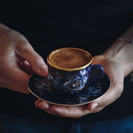 How to Make and Serve Turkish Coffee