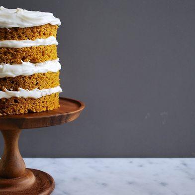 Vermont Spice Pumpkin Cake