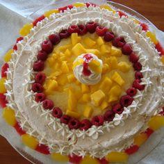 Eva's Moose-y Meringue Party Dessert All Grown Up
