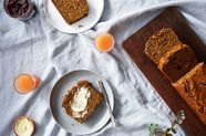 Make Quick Breads as a Quick Fix to Breakfast Cravings