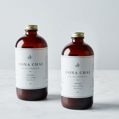 Dona Chai Tea Concentrate (2-Pack)