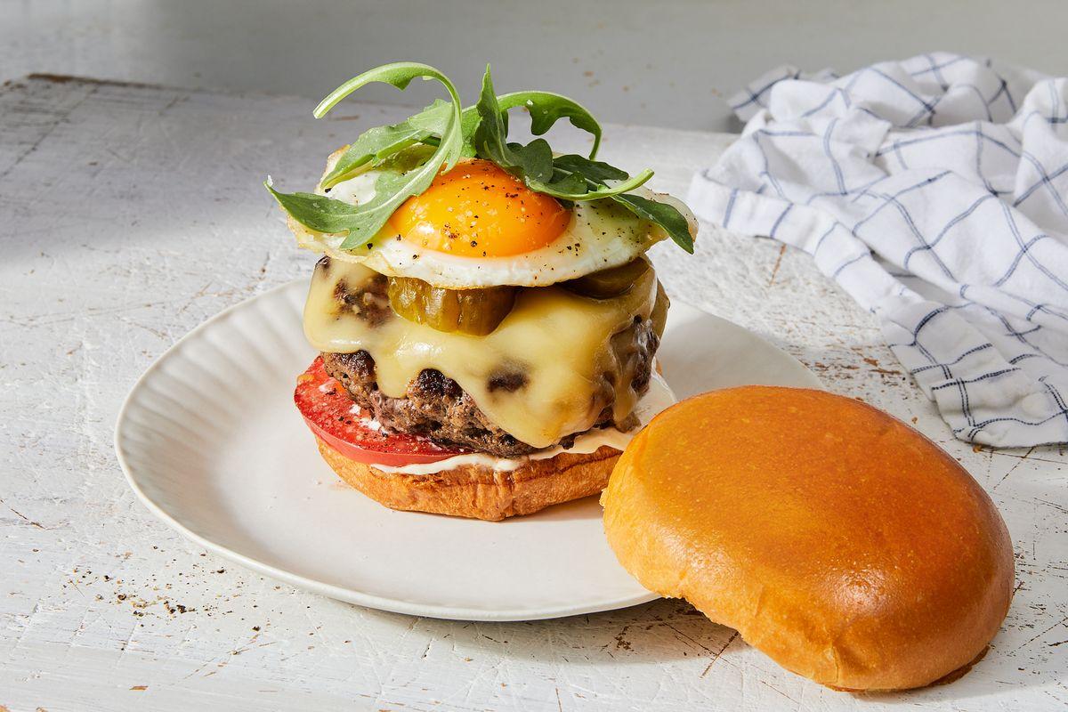 17 melhores receitas de hambúrgueres de hambúrgueres suculentos de Turquia a hambúrgueres vegetarianos 13