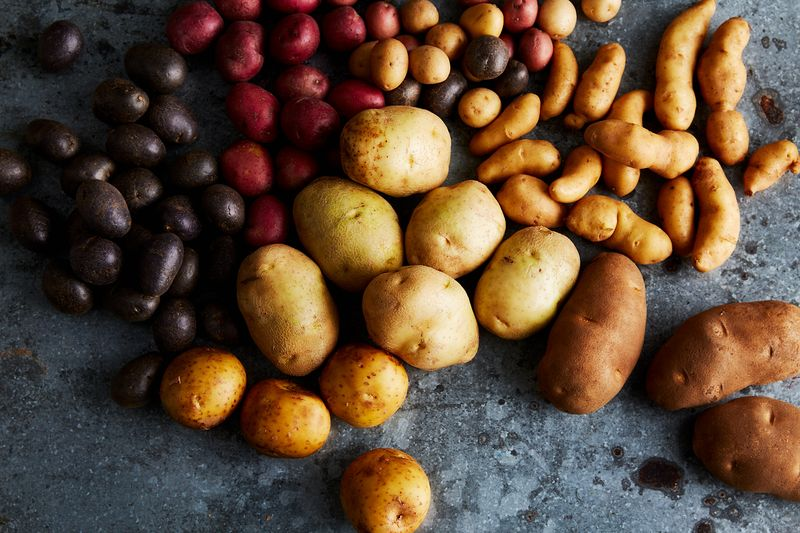 So many kinds of potato heaven—we'll show you the way.
