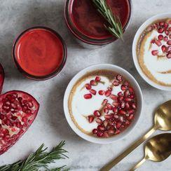 Maca Maple Amaranth Porridge