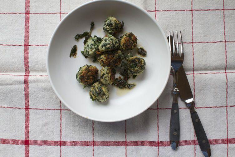 Gnudi from Food52