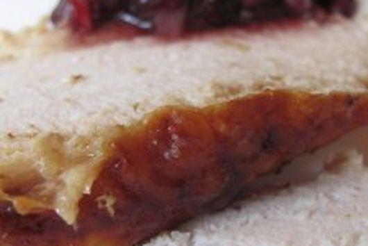 Cumin Turkey Breast with Pomegranate Sauce