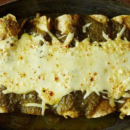 Enchilada by Tamara