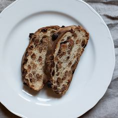 Pantramvai (Milanese Raisin Bread)