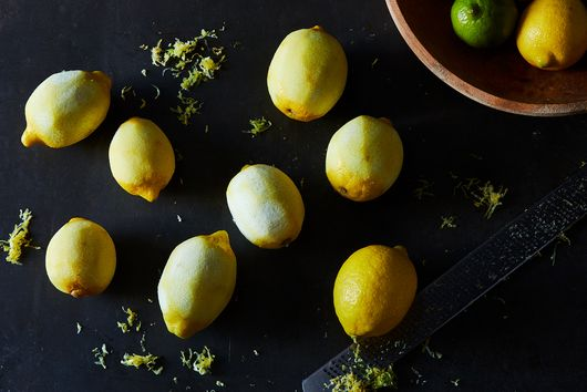 The Secret to Keeping Lemons Fresher, Longer