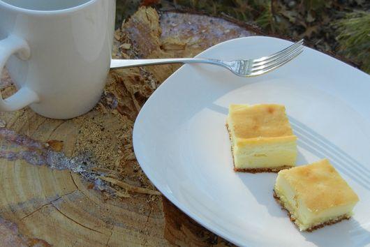 Oma's Bavarian Cheesecake Bites
